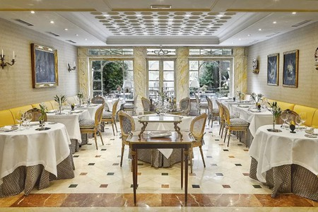 Relais and Châteaux Hotel Orfila is decorated with hand-picked period furniture