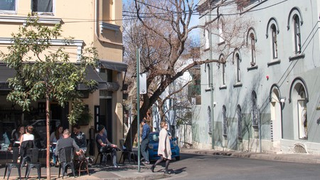 Surry Hills is Sydney's hip alternative suburb
