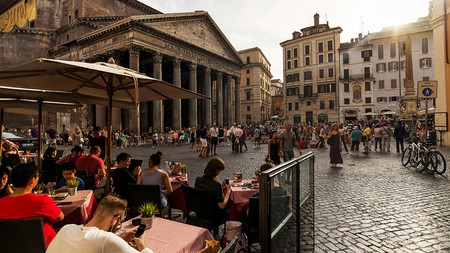 Rome's centro storico is filled with amazing restaurants, if you know where to go