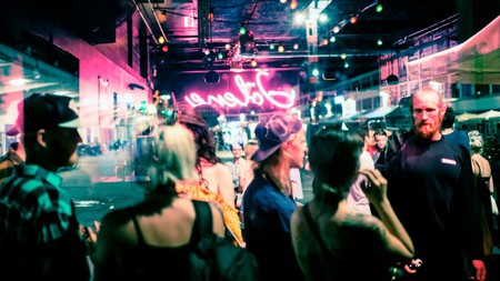 Copenhagen's Meatpacking District is one of the best places to party in the city