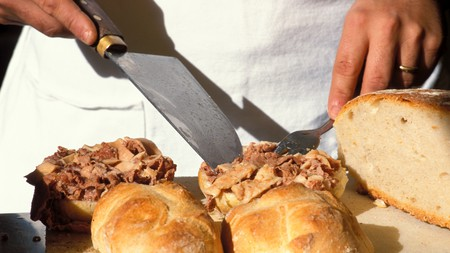 Florence's lampredotto is a beloved city delicacy that some tourists find hard to stomach