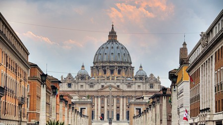 Vatican City welcomes visitors of all religions to explore its treasures