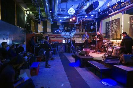 Fluc, music club, Vienna