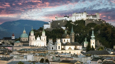 Salzburg is steeped in history