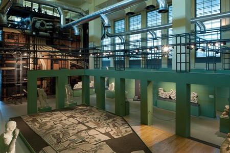 Centrale Montemartini Museum. Rome, Italy