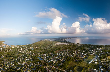 Grand Cayman reaches out into the Caribbean
