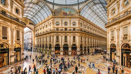 Galleria Vittorio Emanuele Mall, Milan