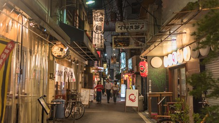 The Tenma district is where you can experience the authentic side of Osaka