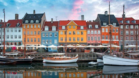 Copenhagen is a perfect weekend destination