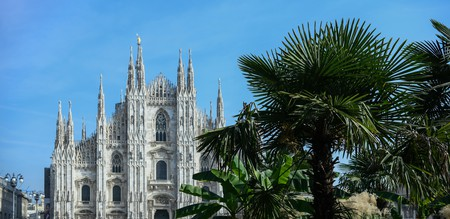 The Duomo in Milan can hold 40,000 people and offers free admission