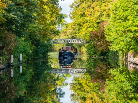 Be immersed in nature and spectacular scenery on a stroll through Cookham