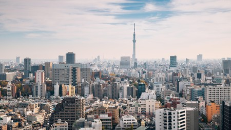 Tokyo Skytree Tower, Tokyo