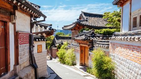Bukchon Hanok Village, South Korea
