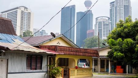 Kampung Baru is an oasis of Malay heritage nestled in the heart of futuristic Kuala Lumpur