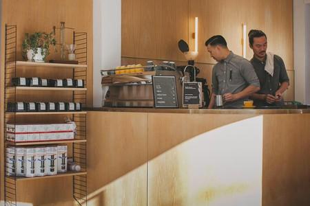 Shoji Sasa and Dan Yee opened Artificer in 2014