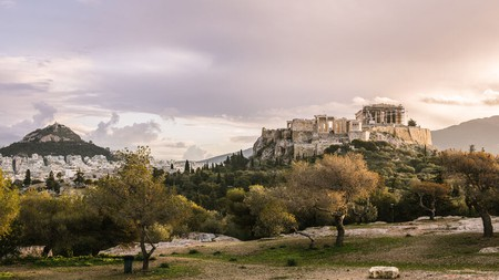The Acropolis has stood over Athens for more than 2,500 years