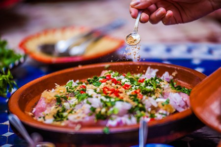 If you're looking for all the ways to cook with a tagine, this is the class for you