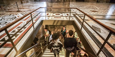Make sure you book ahead for the chance to explore the Duomo