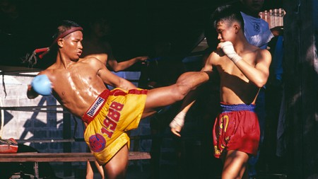 Professional Muay Thai fighters usually start training from the age of six, but people of all ages can benefit from the sport