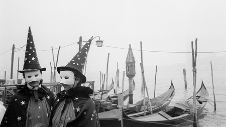Venice's carnival was dormant for centuries, but was revived in the 1970s to great success