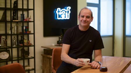 Yiannis Taloumis heads up Taf Coffee