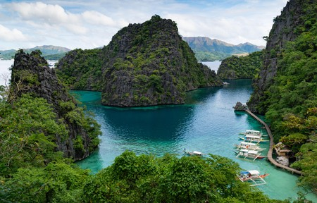 Coron Bay is home to some of the most interesting, challenging shipwreck dives in the world