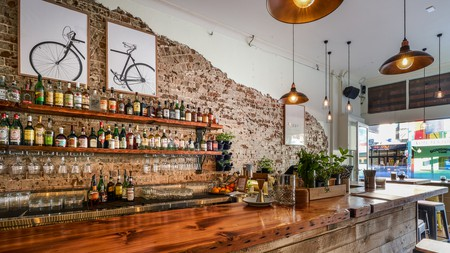 Tandem Bar takes a Scandinavian approach to atmosphere and cocktails