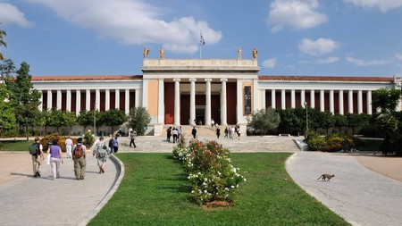 The National Archaeological Museum traces the history of what is now modern Greece, from prehistoric times until the end of the Roman era