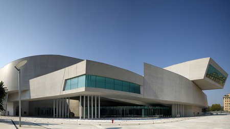 The MAXXI is just one of the many amazing museums in Rome