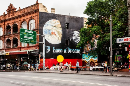 The inner-west suburb of Newtown is known for its eclectic boutiques, delicious food, cool bars and free-spirited residents