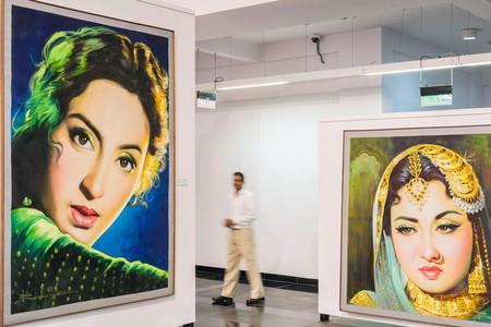 National Gallery of Modern Art (NGMA) New Delhi