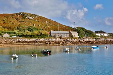 EF1WM4 Tresco New Grimsby Isles of Scilly; UK