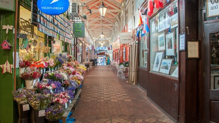 The historic Oxford Covered Market is a must-visit institution that opened in 1774