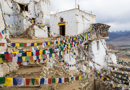 Life in Ladakh is inextricably entwined with oracle culture