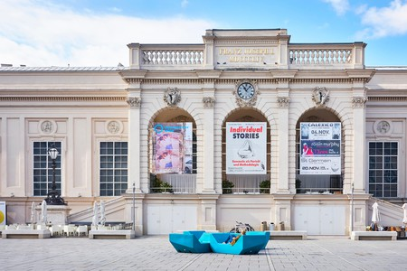Vienna is renowned worldwide for its impressive artistic heritage