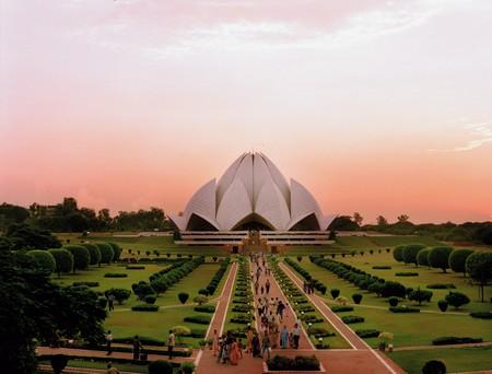 Bahai Lotus temple New Delhi