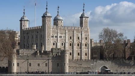 The Tower of London is one of the top Unesco World Heritage sites dotting the UK