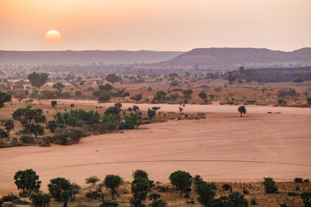 The Great Green Wall is a conservation project designed to combat desertification and improve the lives of millions living in the Sahel