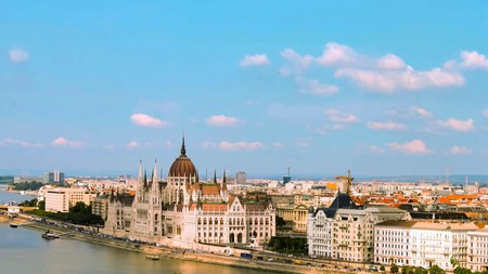Though there's no bad time to visit Budapest, the Hungarian capital comes into its own during the summer months