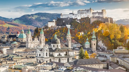Salzburg has a well-documented musical history