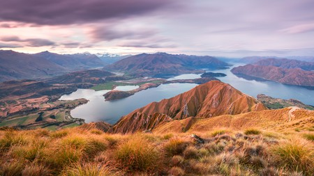 The South Island of New Zealand is all about rugged landscapes that are waiting to be discovered