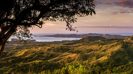 Lokobe Reserve is located on Nosy Be island north of the mainland of Madagascar