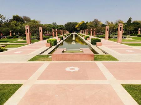 Sunder Nursery,New Delhi,India