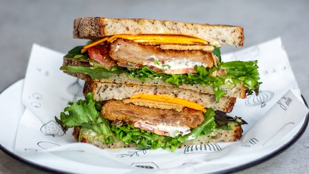 Shift Eatery is one of the buzzing cafés in Sydney's Surry Hills neighbourhood