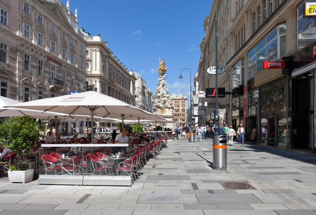 Vienna's restaurants are increasingly offering vegan and vegetarian options