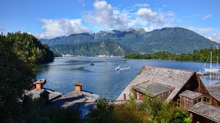 The Puyuhuapi Lodge, Ventisquero Sound, Patagonia
