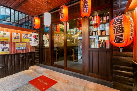 Ho Chi Minh City is home to a large number of authentic Japanese restaurants and bars