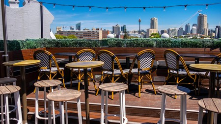 Hungry for a meal with a view? Then book a table at one of these eight rooftop restaurants around Sydney