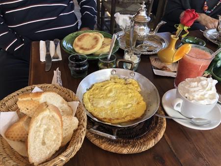 Zeitoun Café serves a cheap and cheerful brunch across three locations in Marrakech