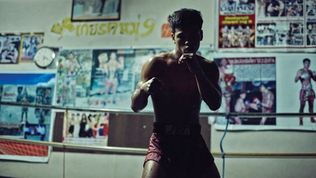 Only a select few make it in the world of professional, traditional Muay Thai © Steven Counts